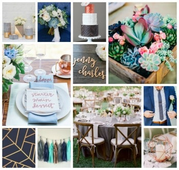 Narrowing Down Your Wedding Ideas